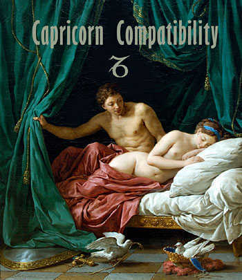 Classical Zodiac Sign Astrology of Capricorn Compatibility